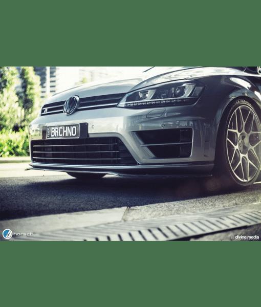 Horsch Design Carbon Front Lip - VW Golf R Mk7