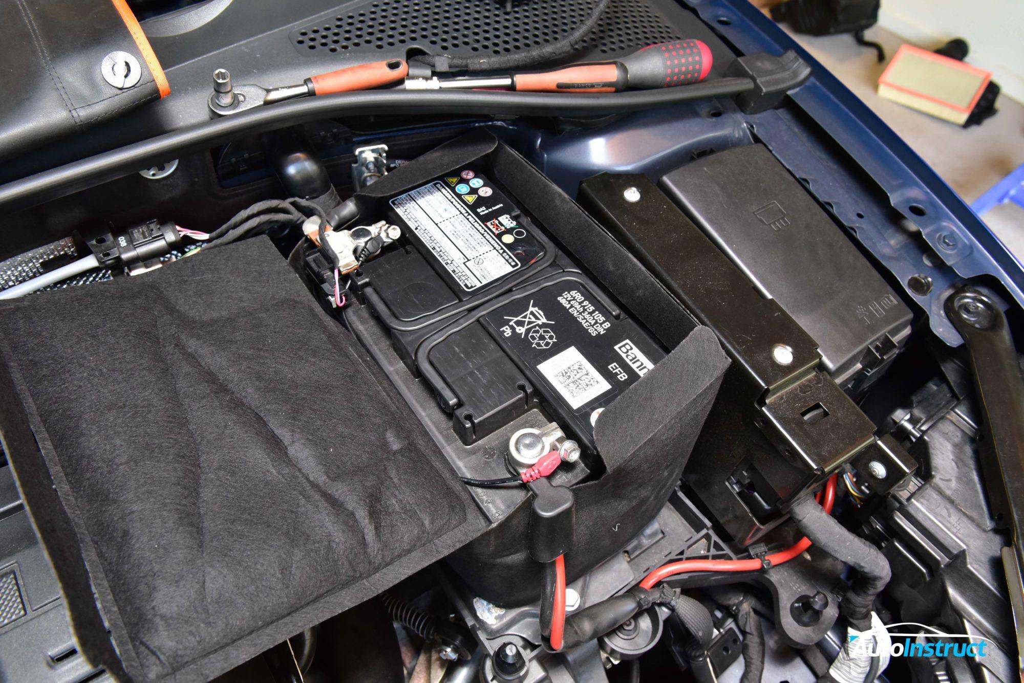 MK7 Golf Battery