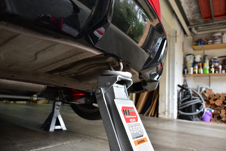 Honda Civic Fn Jacking Points Autoinstruct