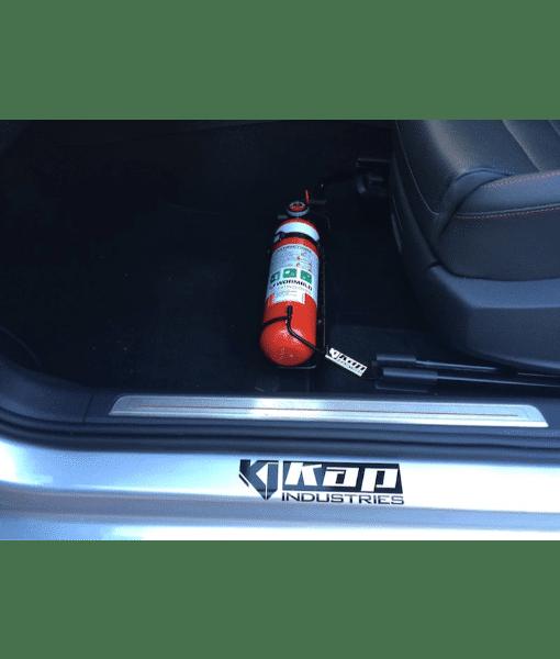KAP Industries Fire Extinguisher Bracket - VW Golf/Scirocco Mk5/6/7