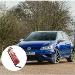 KAP Industries Fire Extinguisher Bracket – Audi, Volkswagen & Skoda