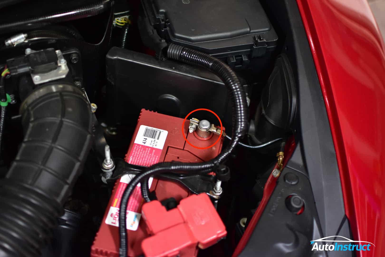 Honda Civic FN2 Steering Wheel Removal