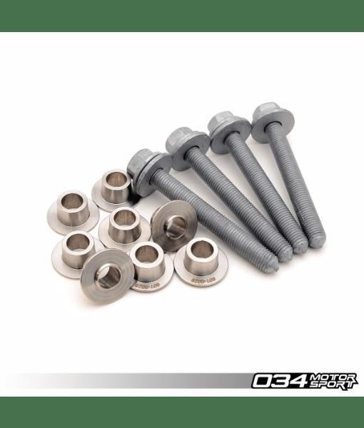 034 Motorsport MQB Locking Collar Upgrade Kit – Audi 8V/8S A3 / S3 / TT / TTS