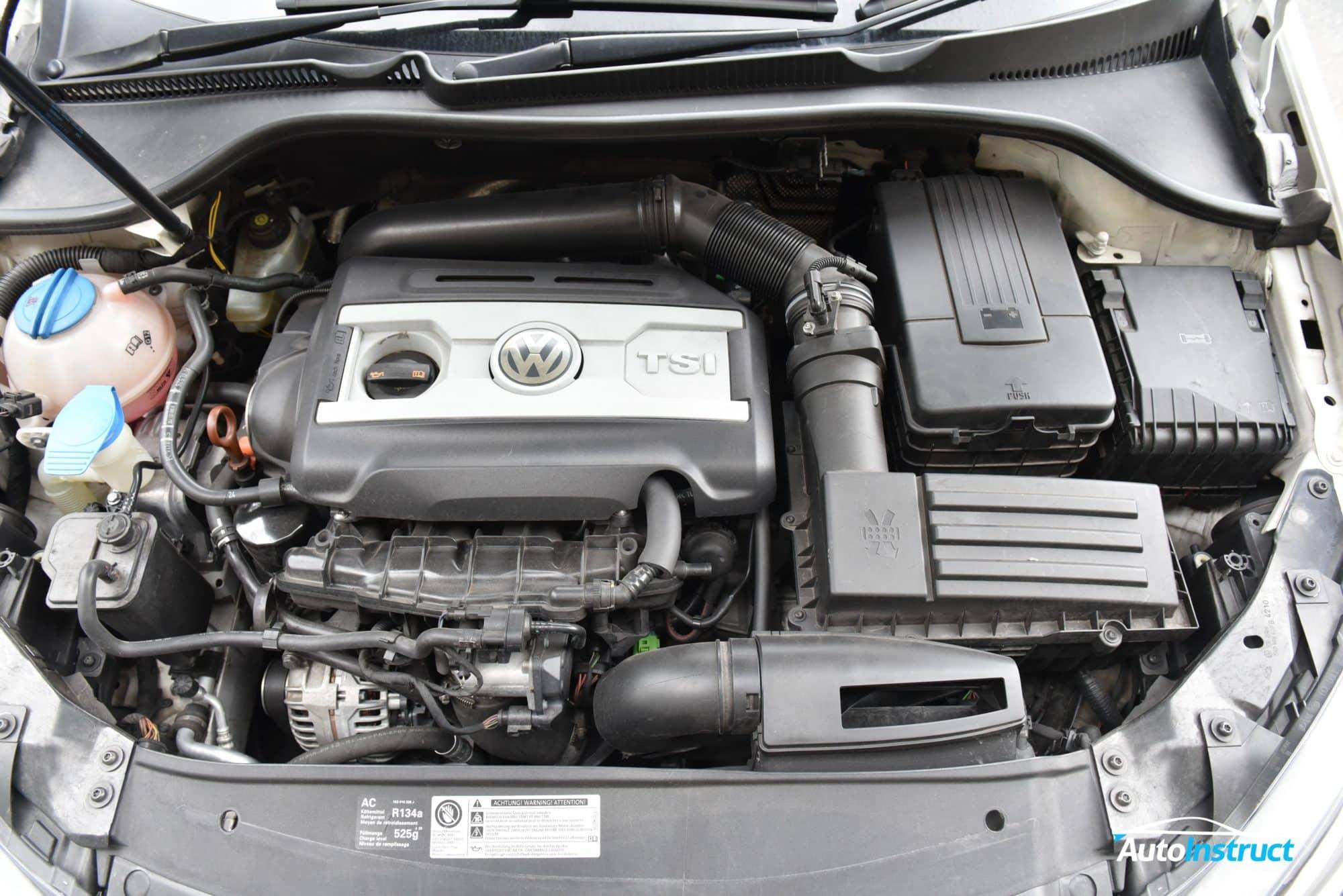 MK6 Golf Air Intake Removal