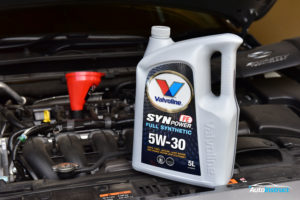 Mazda 3 Engine Oil Change