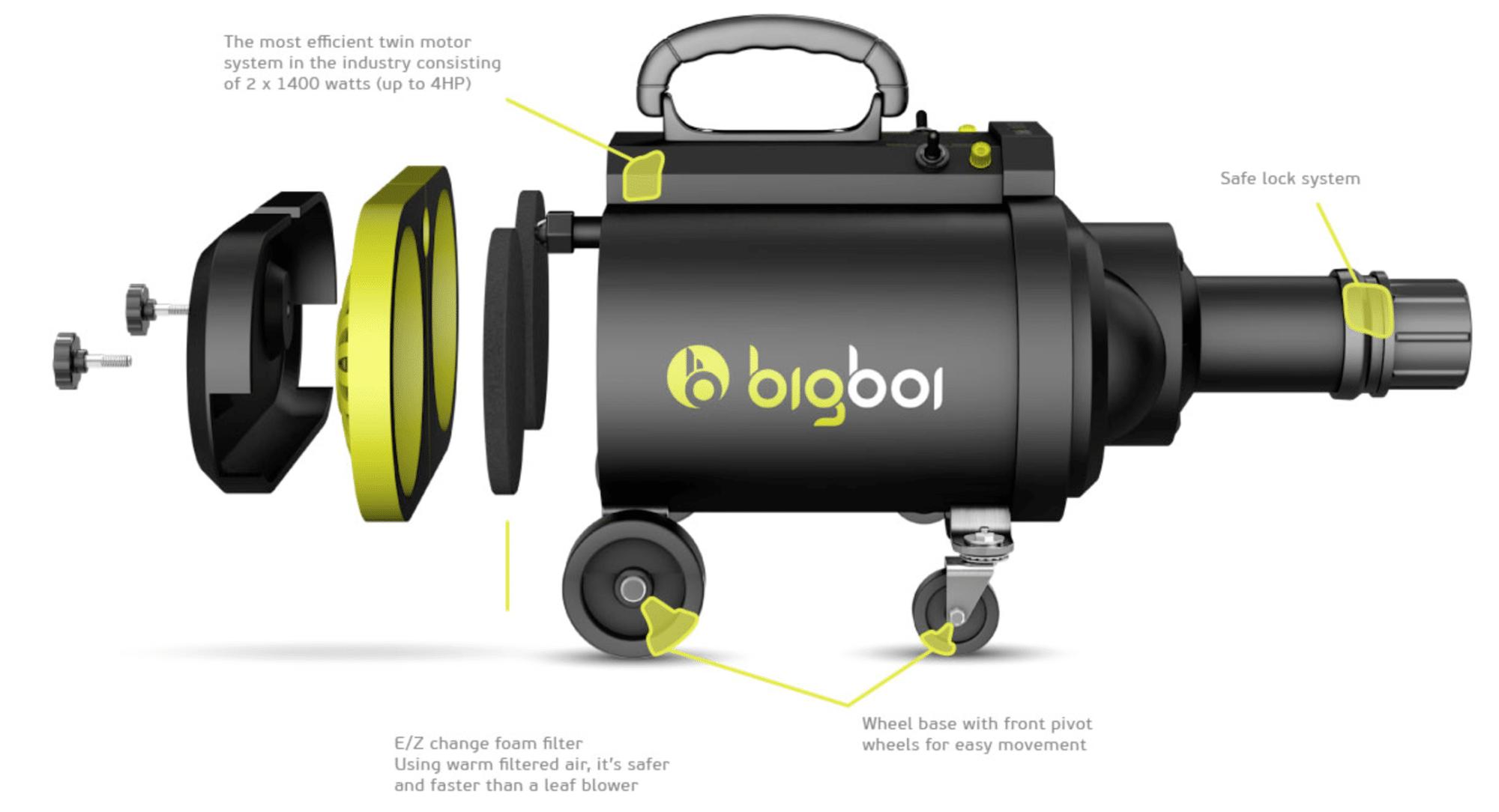 Big Boi BlowR Pro