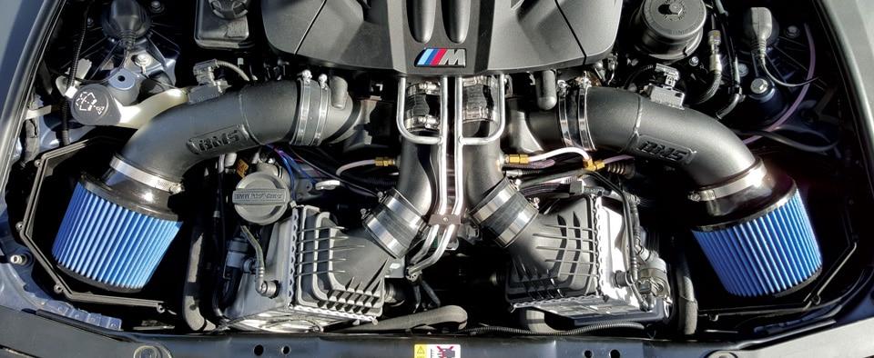 Burger Motorsports S63 M5 M6 Intake