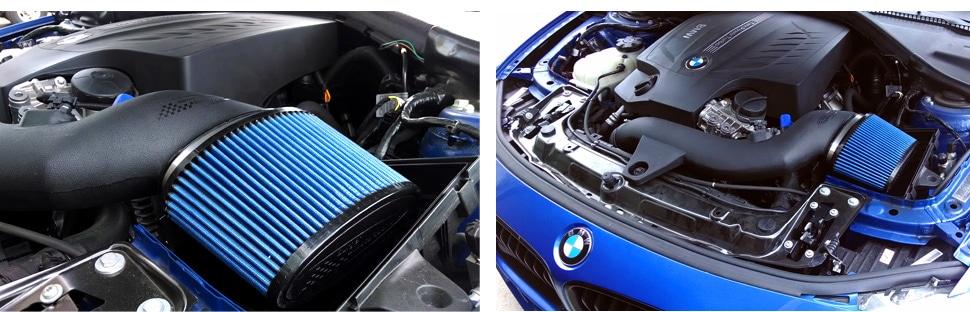 Burger Motorsports Performance Intake N55 F
