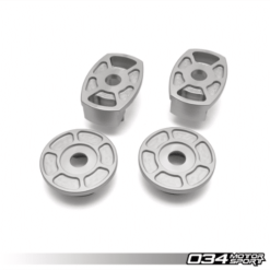 034Motorsport Billet Aluminium Rear Subframe Mount Insert Kit – Audi B9 A4 / S4 / A5 & Allroad