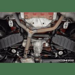 034 Motorsport Aluminium Rear Subframe Mount Kit - Audi B9