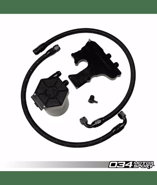 034 Motorsport Catch Can Kit - Audi B8