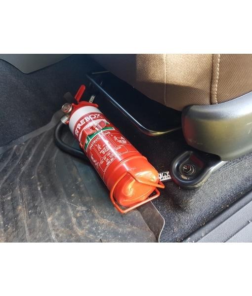KAP Industries Fire Extinguisher Bracket - Toyota Fortuner 2015+
