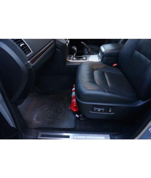 KAP Industries Fire Extinguisher Bracket - Toyota Land Cruiser 200 Series