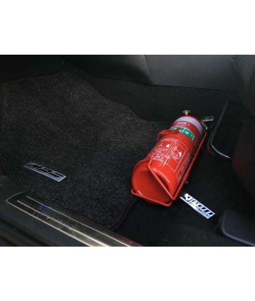 KAP Industries Fire Extinguisher Bracket - Mazda 3 MPS
