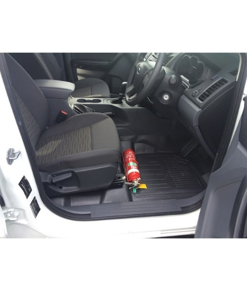 KAP Industries Fire Extinguisher Bracket - Mazda BT-50