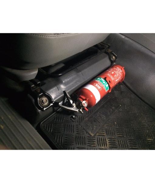 KAP Industries Fire Extinguisher Bracket - Toyota Hilux 2004 - 2015