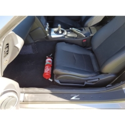 KAP Industries Fire Extinguisher Bracket - Nissan 350Z