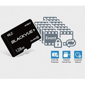 BlackVue 750S Storage