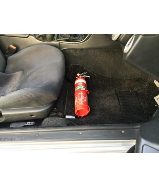 KAP Industries Fire Extinguisher Bracket - Nissan GT-R R32 R33 R34