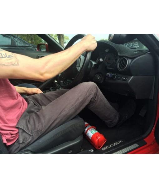 KAP Industries Fire Extinguisher Bracket - Nissan Silvia S13 S14 S15
