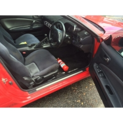 KAP Industries Fire Extinguisher Bracket – Nissan Silvia S13 S14 S15