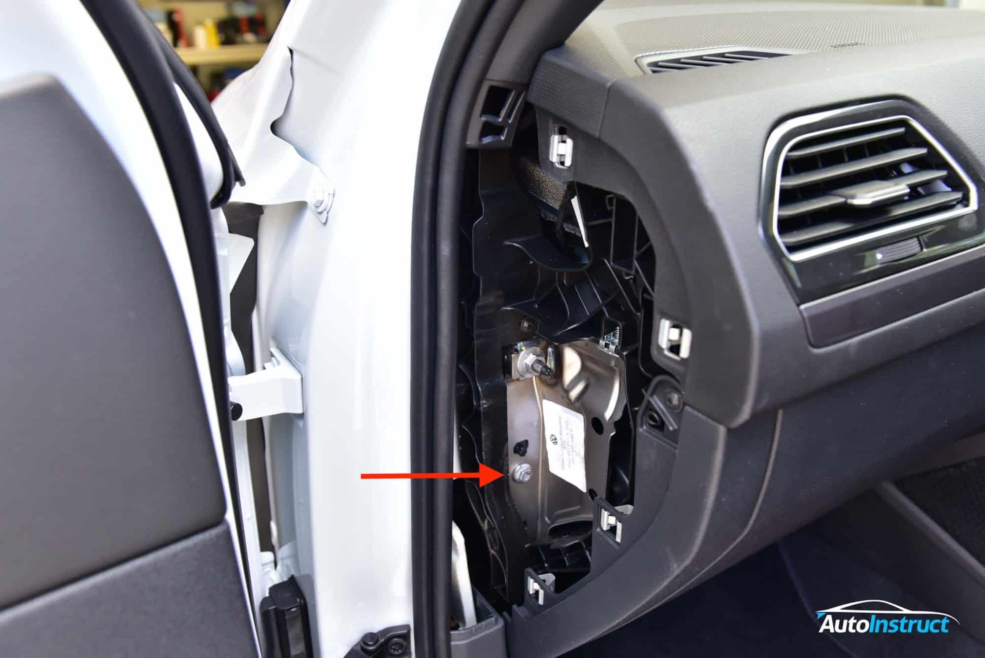 Dash Cam Install Tutorial Volkswagen Mk2 Tiguan Autoinstruct Fuse Box Step 12