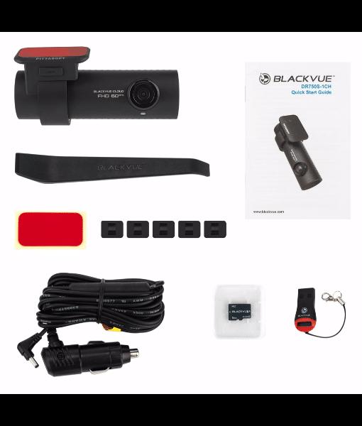 blackvue-dr750s-1ch-components