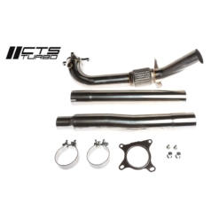 CTS Turbo MK6 Golf R/TTS/8P S3 Downpipe