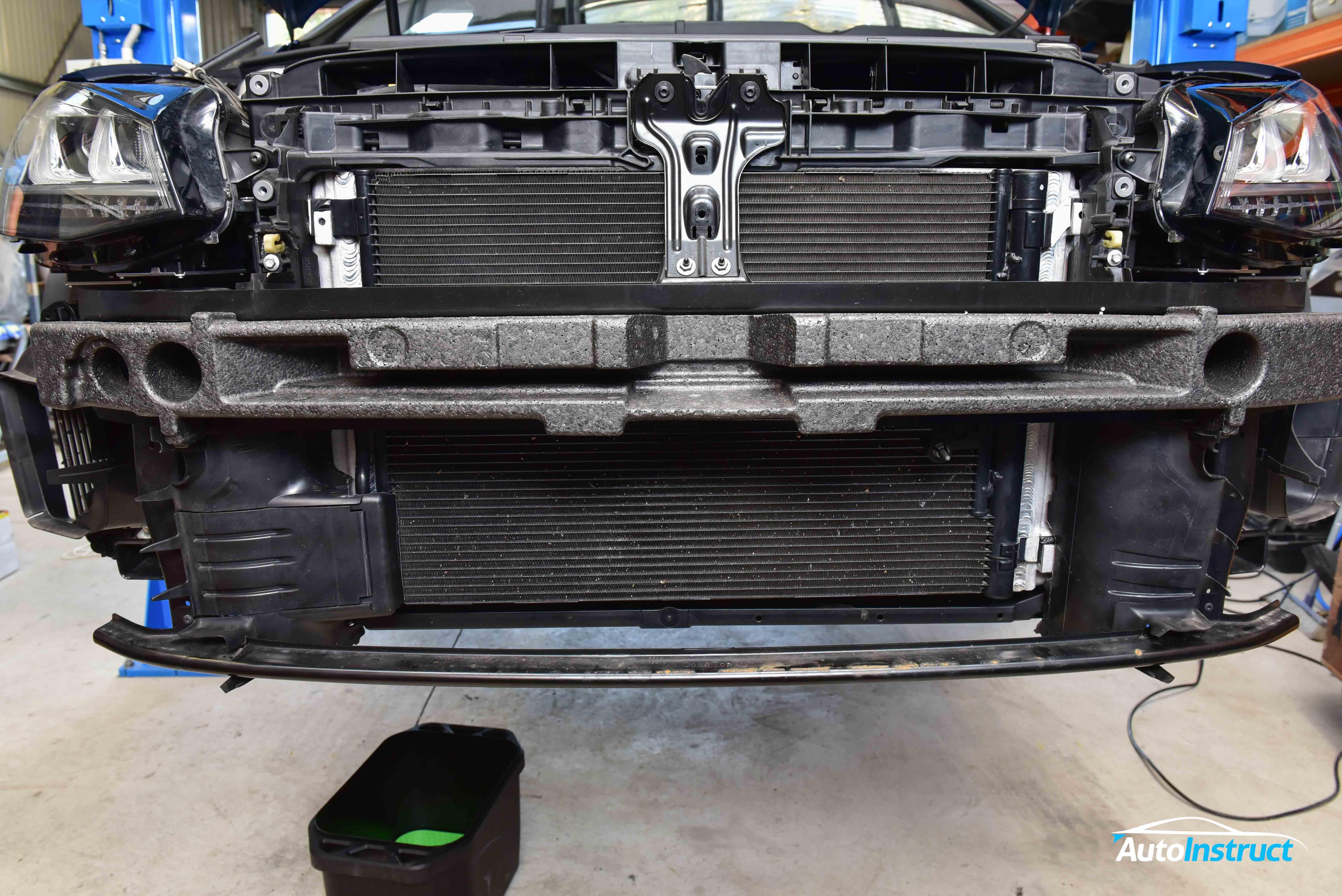 Intercooler Install Tutorial Mk7 Golf Autoinstruct