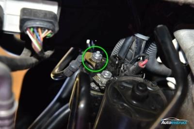MK4 Golf Starter Motor Replacement