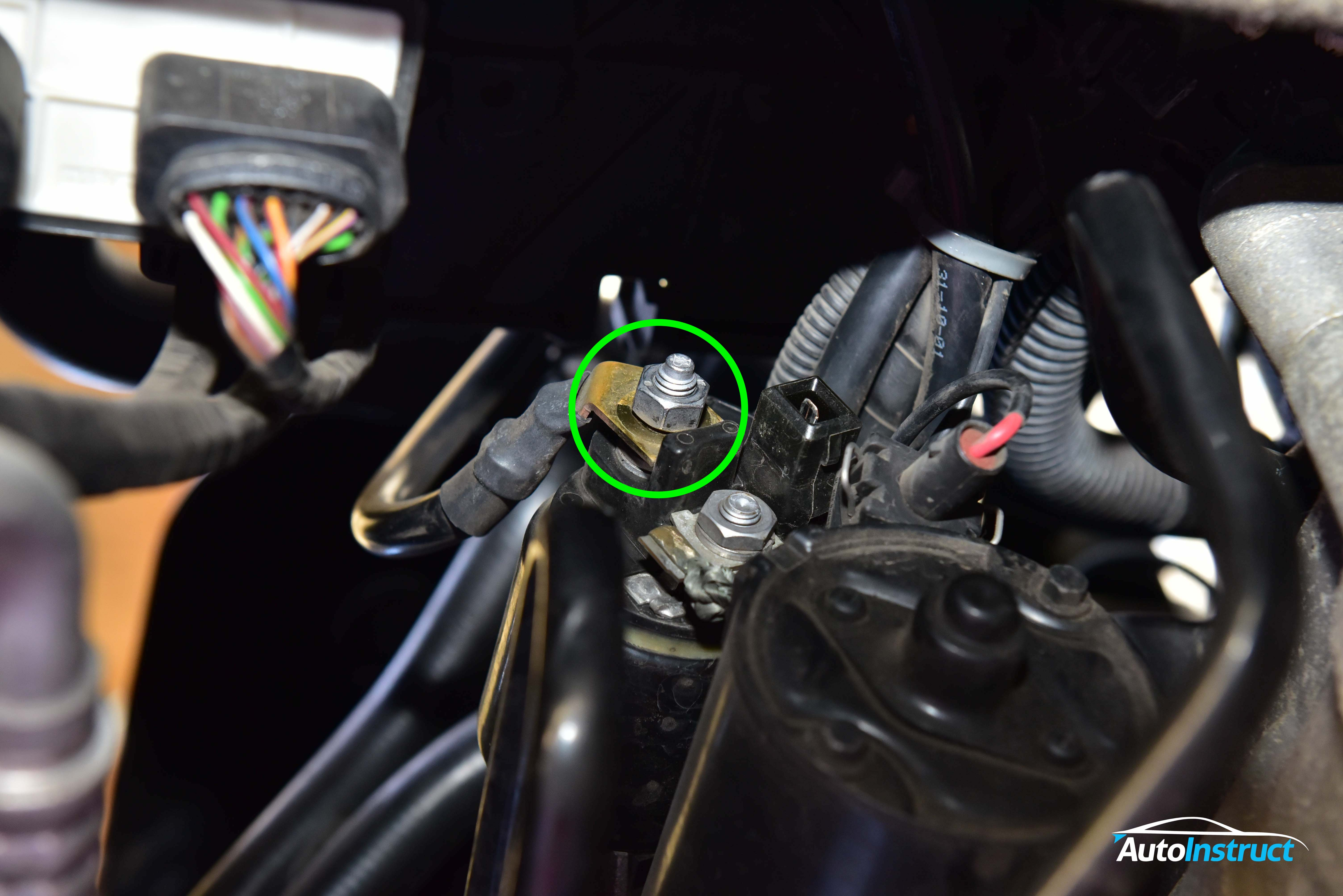 MK4 Golf 2.0L Starter Motor Replacement