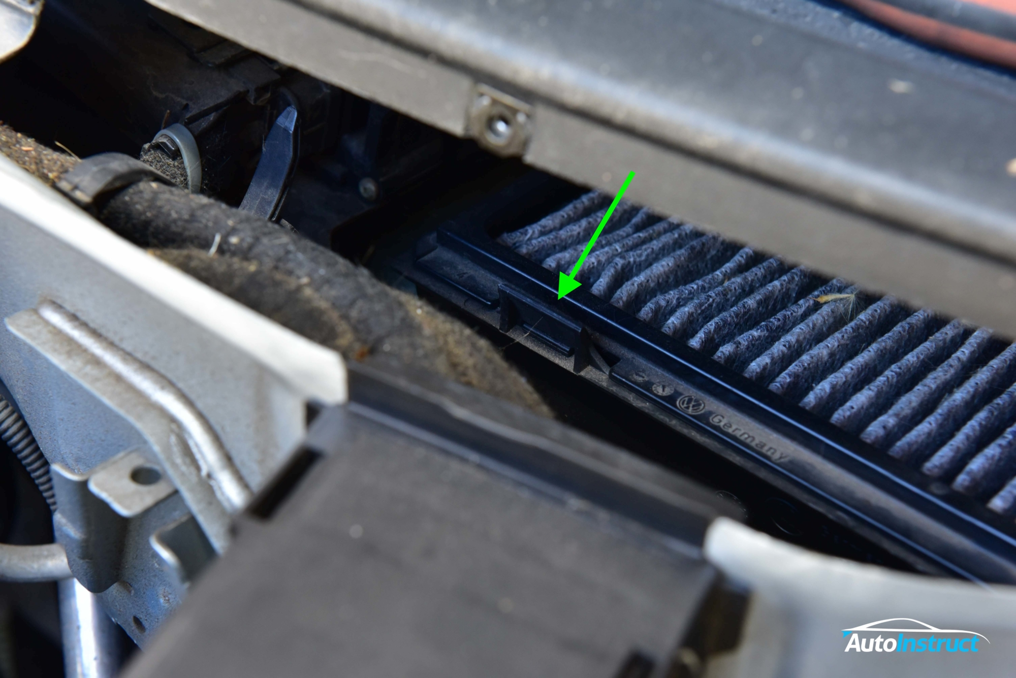 MK4 Golf Cabin Filter Replacement