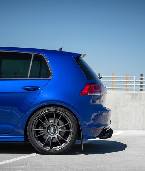 034Motorsport Dynamic+ Lowering Springs - MK7 Volkswagen Golf R