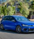 034Motorsport Dynamic+ Lowering Springs – MK7 Volkswagen Golf R
