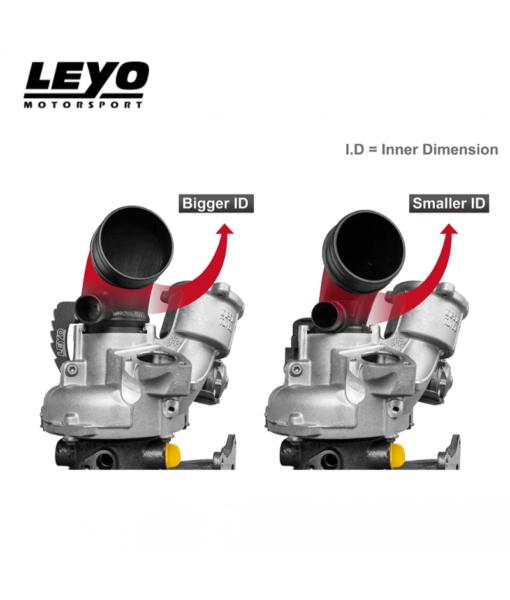 Leyo High Flow Inlet Pipe