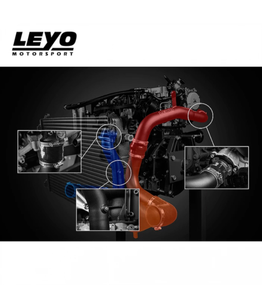 Leyo motorsport Full Turbo Chargepipes