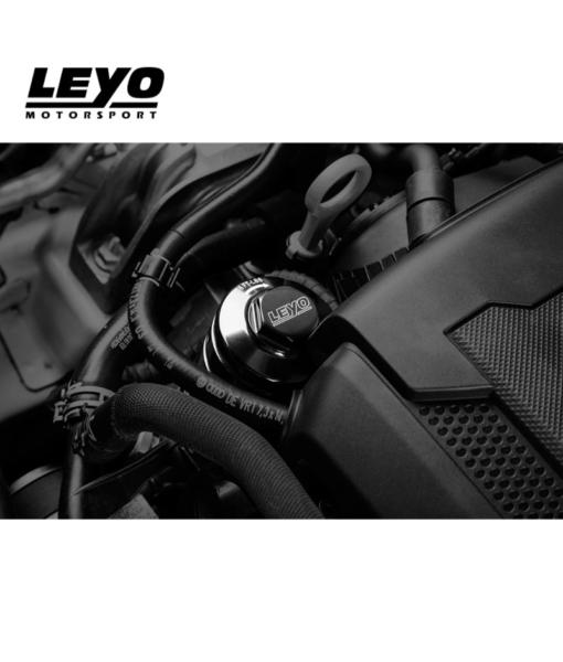 Leyo Motorsport Oil Filter Housing