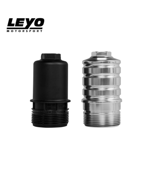Leyo Motorsport Oil Filter Housing 5