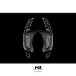 Leyo Motorsport VW MK7 / MK7.5 Golf GTI / R / MK2 Tiguan Billet Paddle Shift Extension (Gen.2)