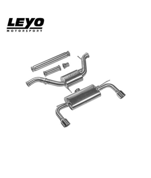 Leyo Motorsport MK7 GTI Catback Exhaust System