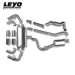 Leyo Motorsport MK7/7.5 R Catback Exhaust System