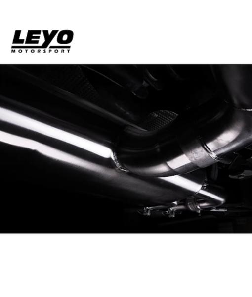 Leyo Motorsport MK7/7.5 R Turboback Exhaust System