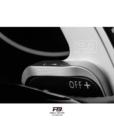 Leyo Motorsport VW Sportline Billet Paddle Extension (Black)
