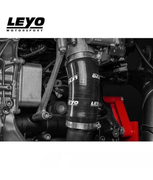 Leyo Motorsport Silicone Boost Hoses Set (4 Pieces)
