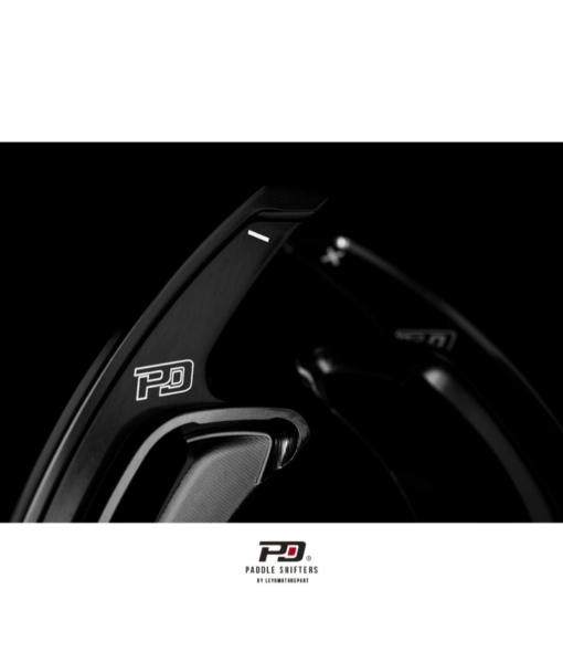 Leyo Motorsport Mercedes Benz Billet Paddle Shift Extension (Black)