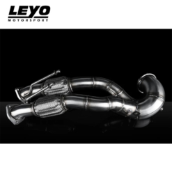 Leyo Motorsport Audi 8V RS3 Facelift Downpipe