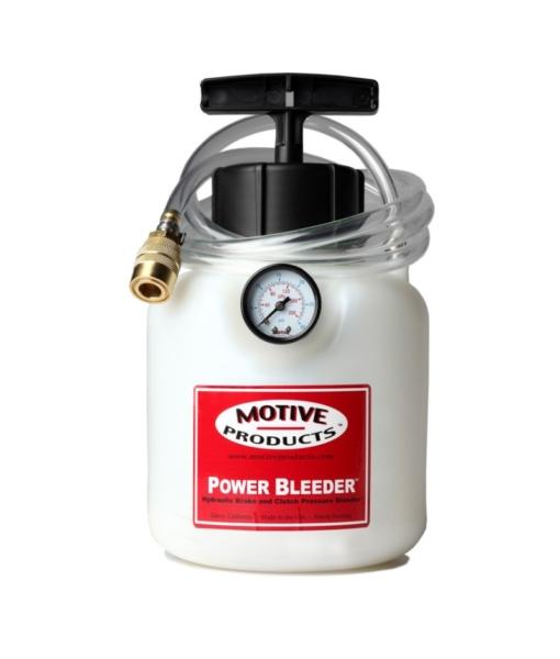 Motive Products Brake & Clutch Power Bleeder (1.9L)