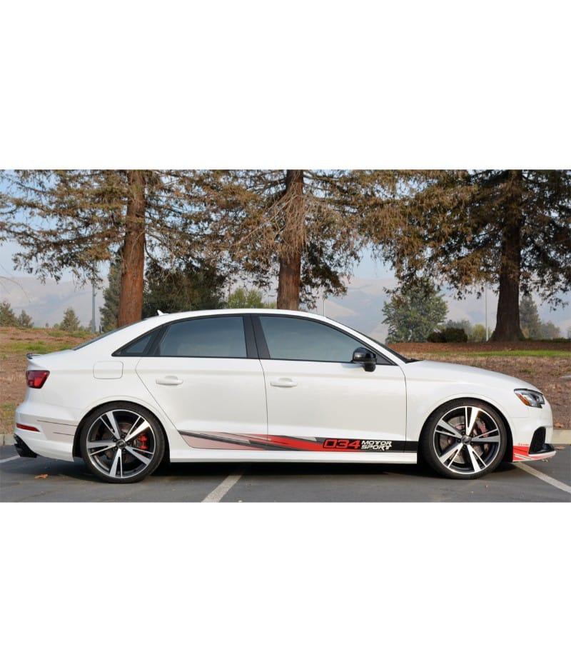034Motorsport Dynamic+ Lowering Springs - Audi RS3 Facelift / 8V.5
