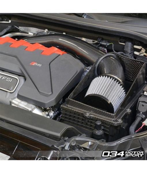034Motorsport X34 Carbon Fiber Intake – Audi RS3 Facelift / TT RS