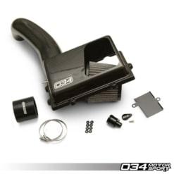 034Motorsport X34 Carbon Fibre MQB Open-Top Cold Air Intake System